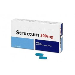 STRUCTUM 500MG 60 GELULES PIERRE FABRE MEDICAMENT