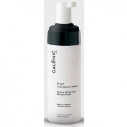 PUR MOUSSE NETTOYANTE DEMAQUILLANTE 150ML GALENIC