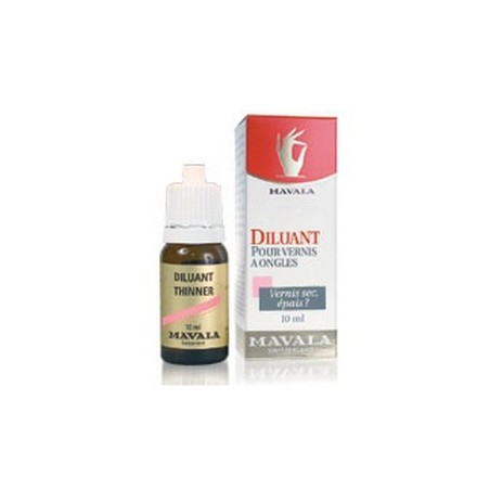 DILUANT VERNIS A ONGLES 10ML MAVALA