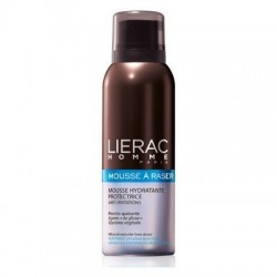 LIERAC HOMME  MOUSSE A RASER ANTI IRRITATIONS LIERAC