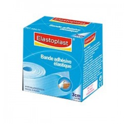 BANDE ADHESIVE ELASTIQUE 3 CM ELASTOPLAST