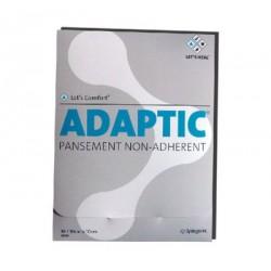 ADAPTIC PANSEMENT NON ADHERENT 10X10CM SYSTAGENIX