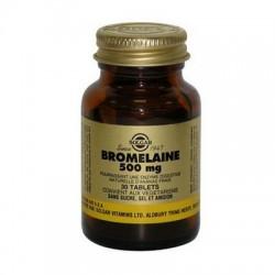 BROMELAINE 500MG 30 comprimés SOLGAR
