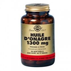 HUILE D'ONAGRE 1300MG  30 gélules SOLGAR