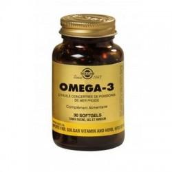OMEGA 3 - 30 COMPRIMES SOLGAR