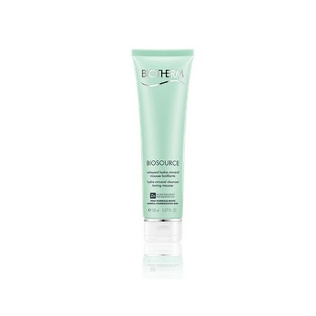 BIOSOURCE NETTOYANT HYDRA MINERAL MOUSSE TONIFIANTE BIOTHERM