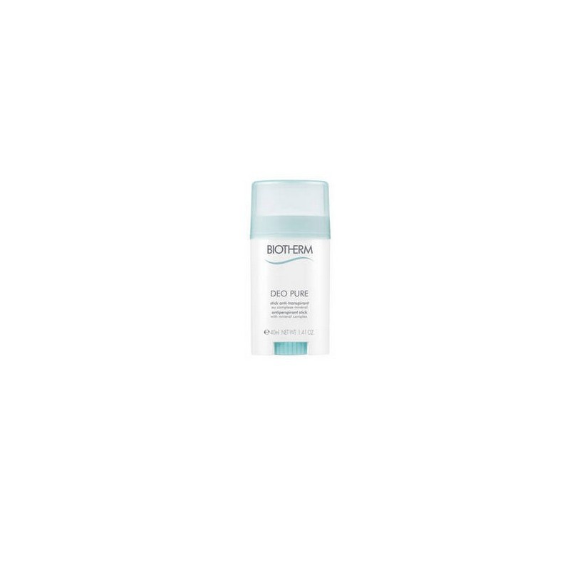DEO PURE STICK 40ML BIOTHERM