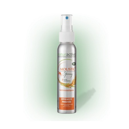 MOUSTIC SPRAY BIO 100ML NATURACTIVE