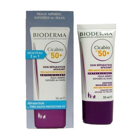 CICABIO SPF50+ 30 ml BIODERMA