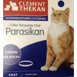 PARASIKAN COLLIER CHIENS ou CHATS CLEMENT THEKAN