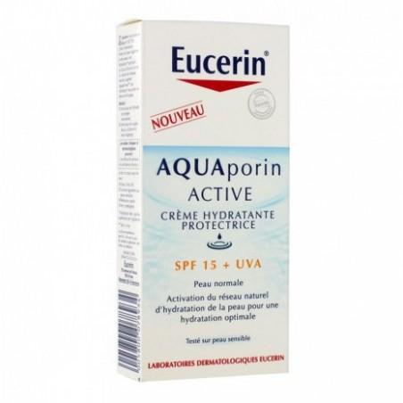 AQUAPORIN ACTIVE CREME HYDRATANTE PROTECTRICE EUCERIN