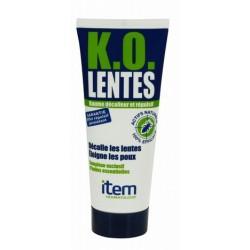 K.O. LENTES BAUME DECOLLEUR ET REPULSIF ITEM