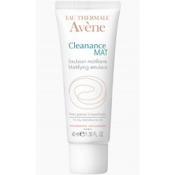 CLEANANCE MAT EMULSION MATIFIANTE 40ML AVENE