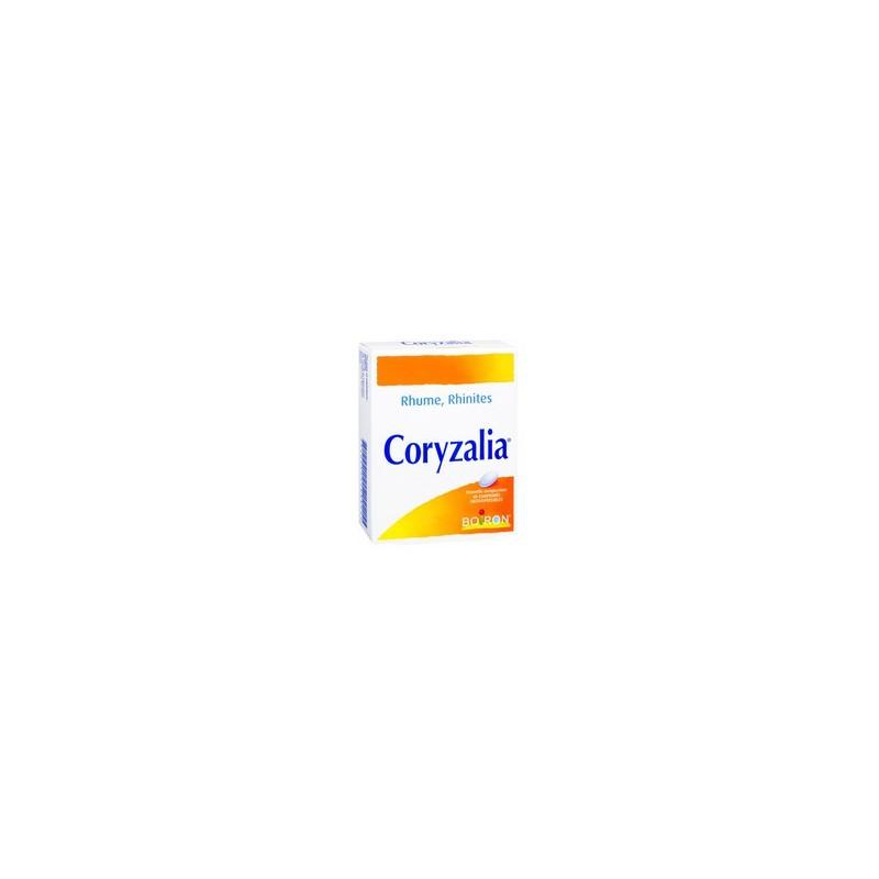 CORYZALIA 40 COMPRIMES BOIRON