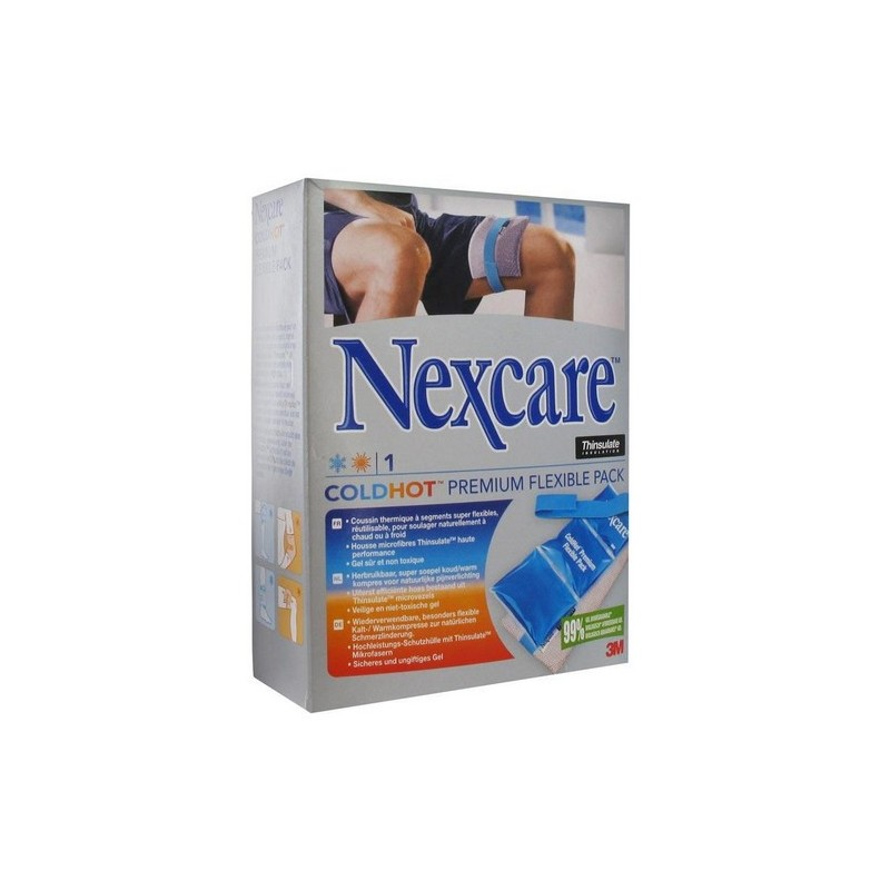 COUSSIN COLD HOT PREMIUM FLEXIBLE PACK NEXCARE
