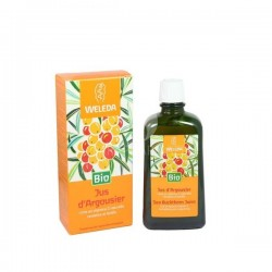 JUS D'ARGOUSIER WELEDA FLACON 200 ML