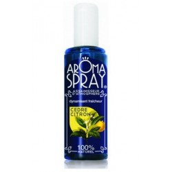 AROMA SPRAY CEDRE CITRON 100ML SAINT COME