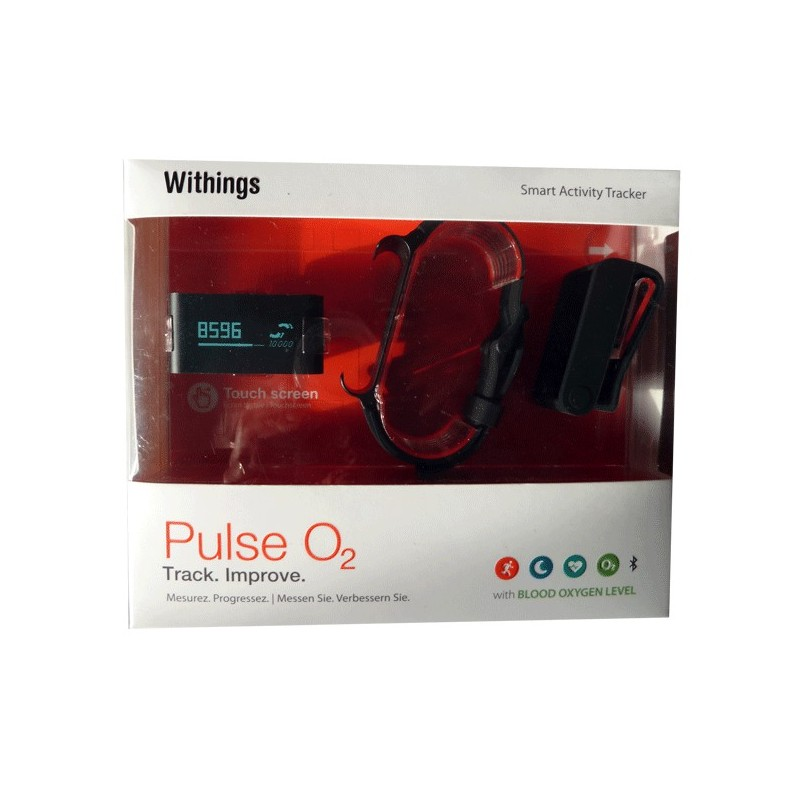 PULSE O2 TRACKER D'ACTIVITE WITHINGS