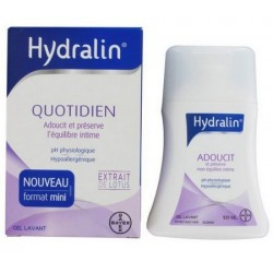 SOIN INTIME QUOTIDIEN HYDRALIN 100ml