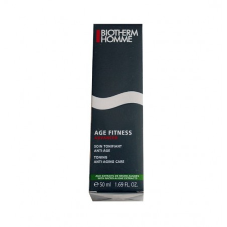 AGE FITNESS ADVANCED SOIN TONIFIANT ANTI AGE 50ML BIOTHERM HOMME