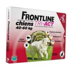 FRONTLINE TRI ACT CHIENS 20-40KG MERIAL