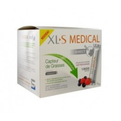 CAPTEUR DE GRAISSES XLS MEDICAL DIRECT boite de 90 STICKS