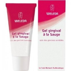 GEL GINGIVAL SAUGE WELEDA 30 ML