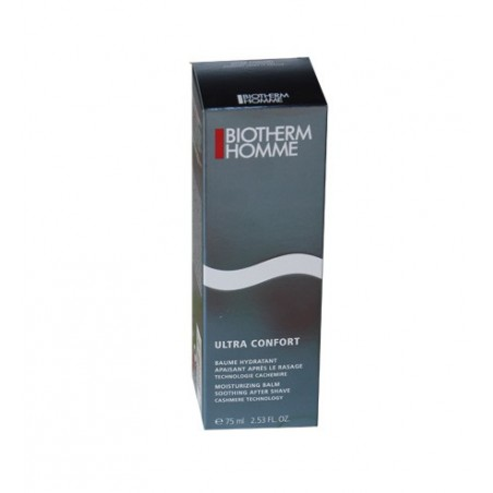 BAUME HYDRATANT ULTRA CONFORT APAISANT APRES RASAGE 75 ml BIOTHERM HOMME