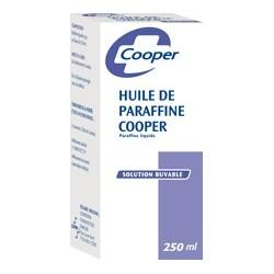 HUILE DE PARAFFINE 500ML COOPER