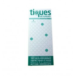TIQUES VETEMENT BY PHYTO TERRA 100ML