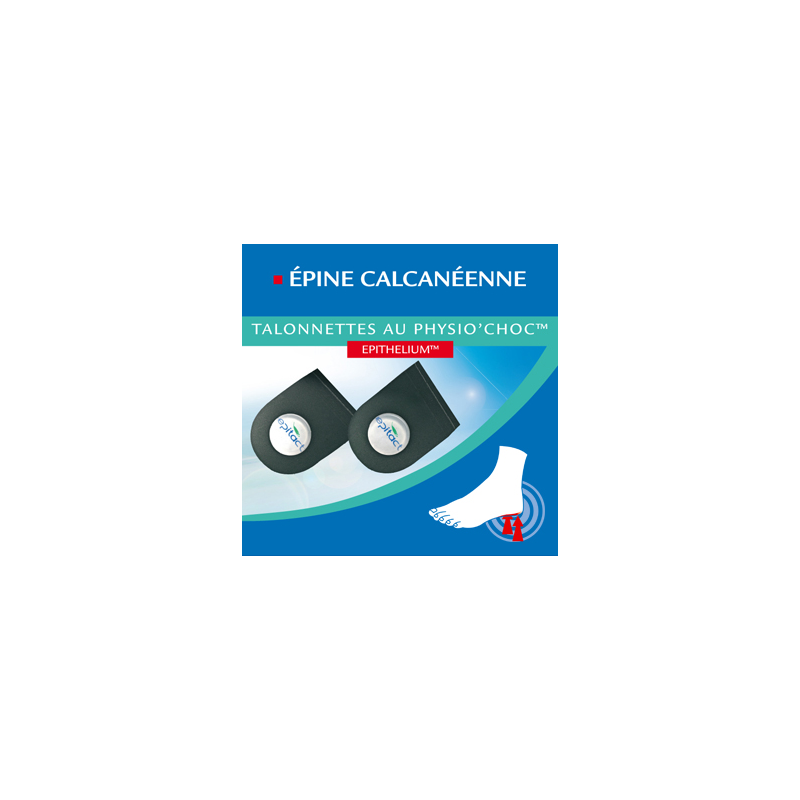 TALONNETTES PHYSIO CHOC FEMME Taille S EPITACT