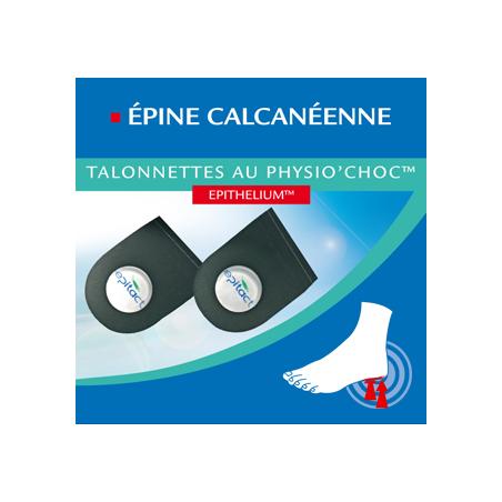TALONNETTES PHYSIO CHOC FEMME  EPITACT