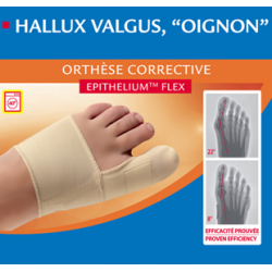 ORTHESE CORRECTIVE  EPITHELIUM FLEX TAILLE S EPITACT