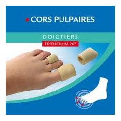 DOIGTIERS EPITHELIUM 26 CORPS PULPAIRES EPITACT