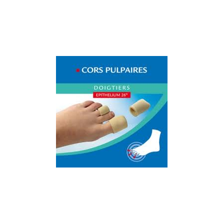 DOIGTIERS EPITHELIUM 26 CORS PULPAIRES Taille M EPITACT