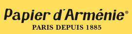 PAPIER D'ARMENIE PARIS DEPUIS 1885